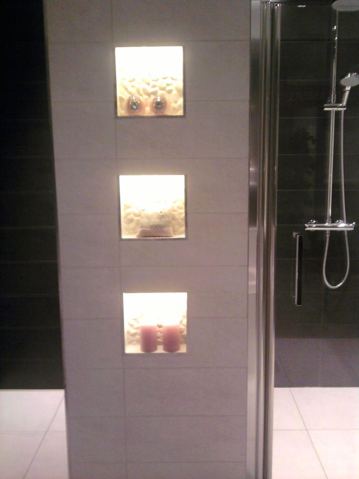 25 beste idee n over glazen douches op pinterest douche deuren badkamer douches en glazen douche - Idee tegel douche ...
