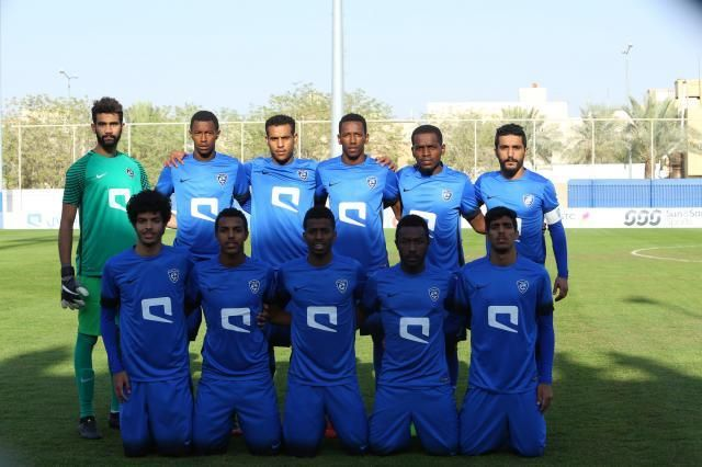 "Al-Hilal Olympic football team defeats ""Al-Faisaly"" and leads U-21 League"