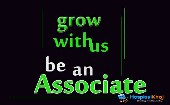 Grow with us; be an Associate !!