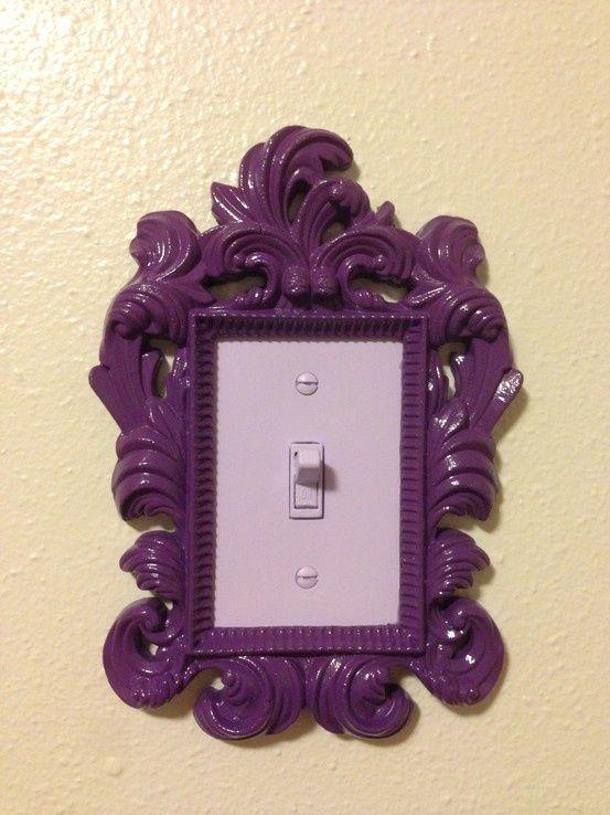 Pinterest Little Girl Room Small Light Switch Cover For