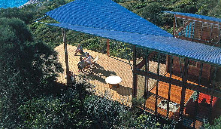 100 Incredible Travel Secrets #26 Bay of Fires Lodge, Tas