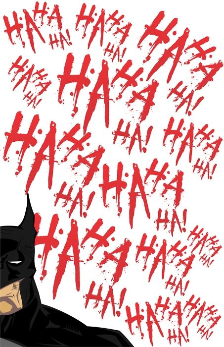 Joker Ha Ha Ha Tattoo: 9 Best Images About Batman Sleeve Ideas On Pinterest