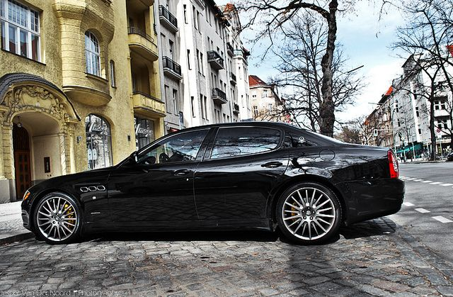 Maserati Quattroporte GT S   Flickr - Photo Sharing!
