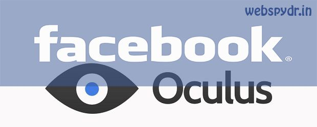 Facebook to Acquire Oculus VR for $2 Billion