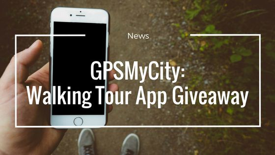GPSMyCity: How to make the most of exploring a city