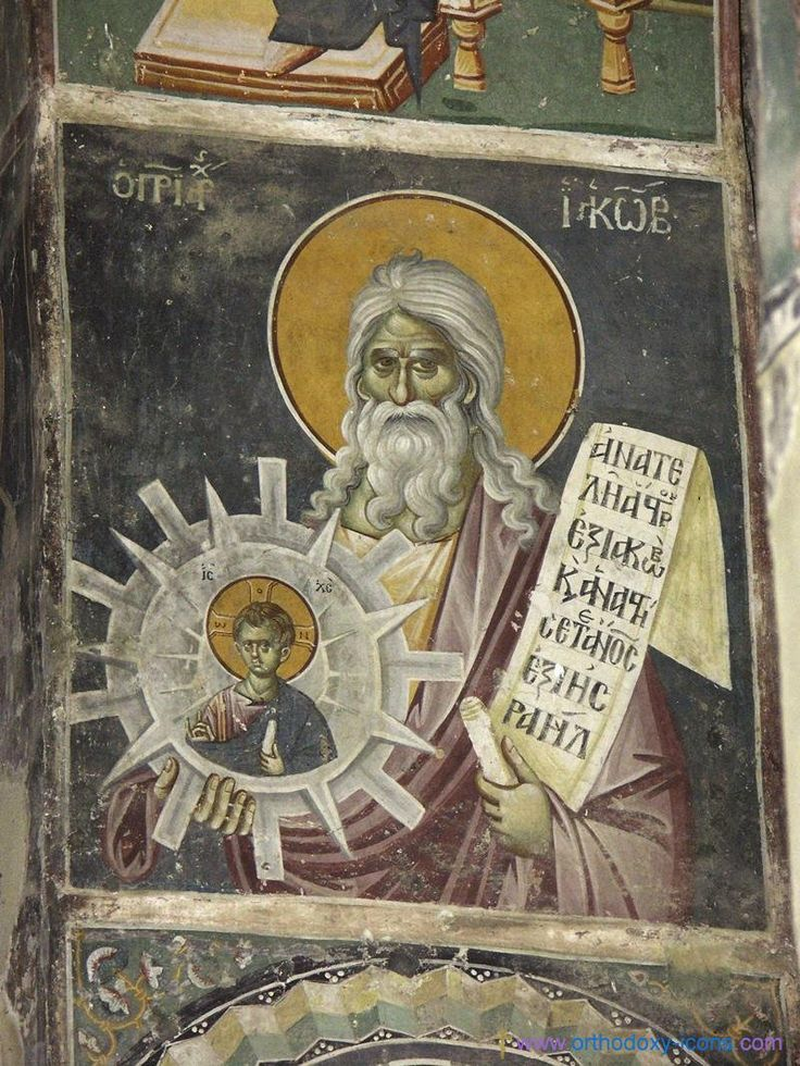 Frescoes Old Nagorichno 12-14 centuries. Macedonia. Part III
