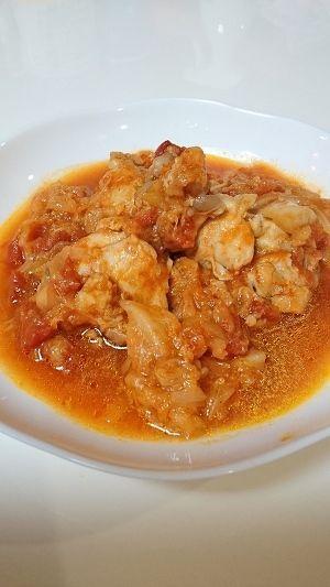 キャベツと鶏手羽元のトマト煮込み。 by 栁川かおり | レシピサイト「Nadia | ナディア」プロの料理を無料で検索