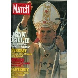 Paris Match - n°1536 - 03/11/1978 - Jean-Paul II : son intronisation, son album de famille [magazine mis en vente par Presse-Mémoire]