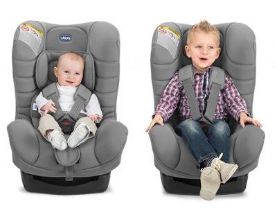 Seggiolino auto Chicco Eletta Comfort: per il tuo bimbo fino ai 18kg!