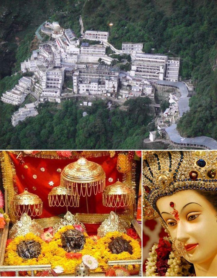 Vaishno Devi Tour - Tours From Delhi - Custom made Private Guided Tours in India - http://toursfromdelhi.com/vaishno-devi-tour-5n6d-delhi-jammu-katra-darshini-darwaja-banganga-temple-bridge-charan-paduka-temple-adikumari-hathimatha-ascent-holy-mother-shrine/