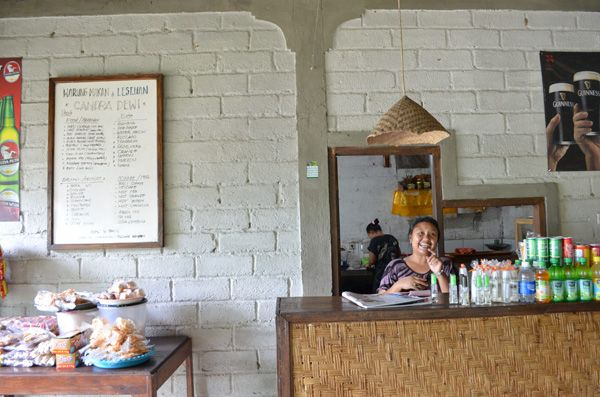 Warung Makan Candra Dewi in Singaraja, Bali