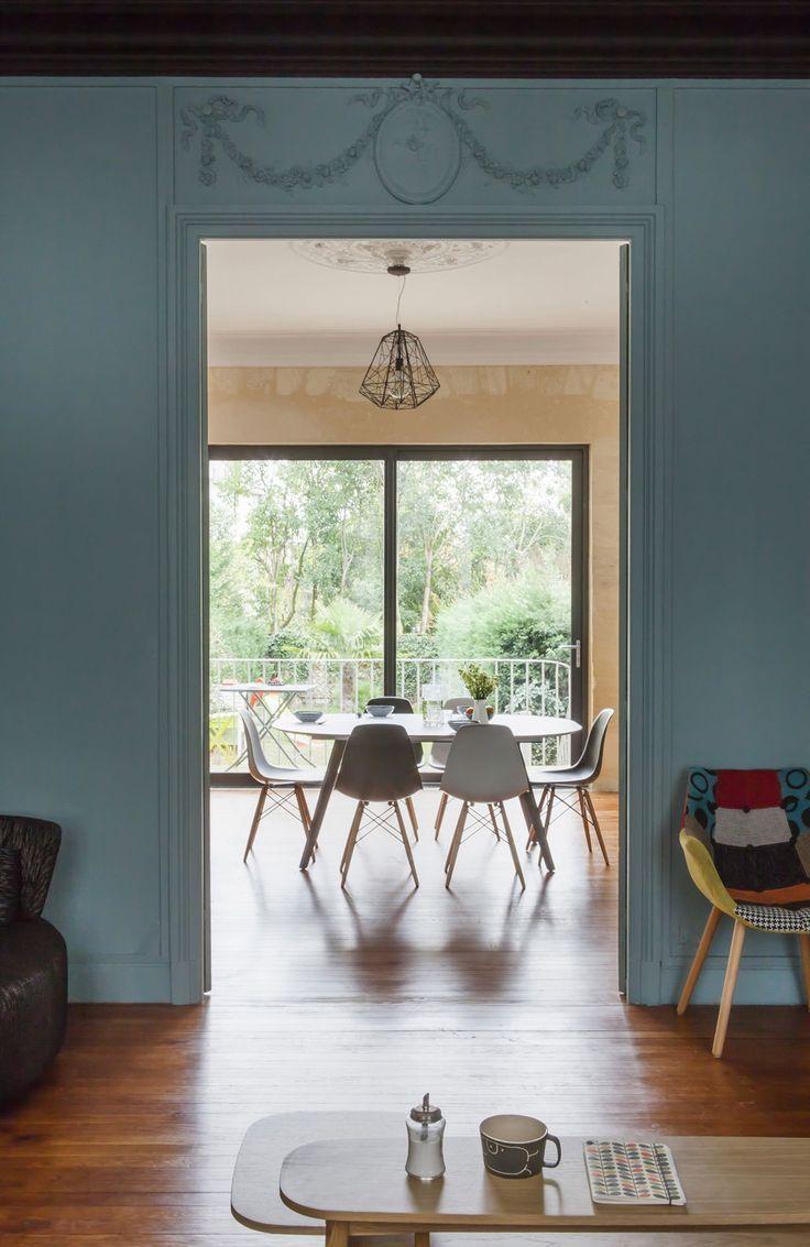 1000 id es sur le th me maison bourgeoise sur pinterest maison vendre ma - Decoration maison bourgeoise ...