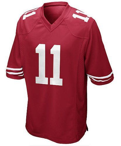 Smith Jersey San Francisco 49ers Alex Smith Color Red Elite Jerseys (44(L)) by NFL. $49.99. Thank you for coming to our store, We store the name: 1st DOING, our shipping options : DHL, more quickly let you receive the goods, the goods we will inform you, let you know timely tracking ship,  In the us fill the tracking number, need to query the friend please to DHL trace waybill number, you have any questions please tell us in time, when you received the goods, please prompt...