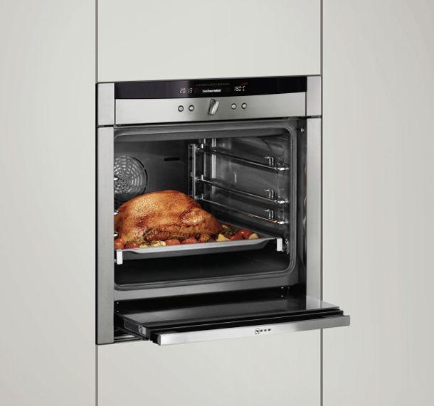 Superior Neff Oven Met Slide U0026 Hide Deur Die Je Wegschuift Onder De Oven · Hide  DoorSliding ...