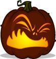 puking pumpkin pumpkin pattern halloweeeeeen pinterest
