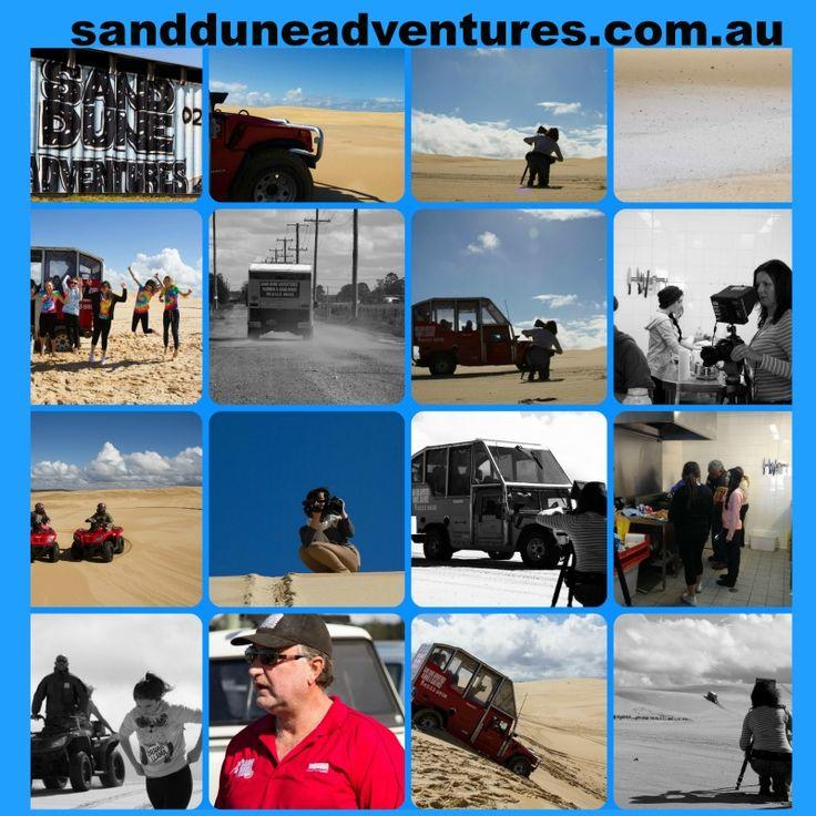 Hummer with Mem's Soul Food. sandduneadventures.com.au