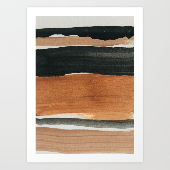 Buy Abstract Minimal 12 Art Print By Thindesign Worldwide Shipping Available At Society6 Com Just One Of Millions Of Hi Framed Art Prints Abstract Art Prints