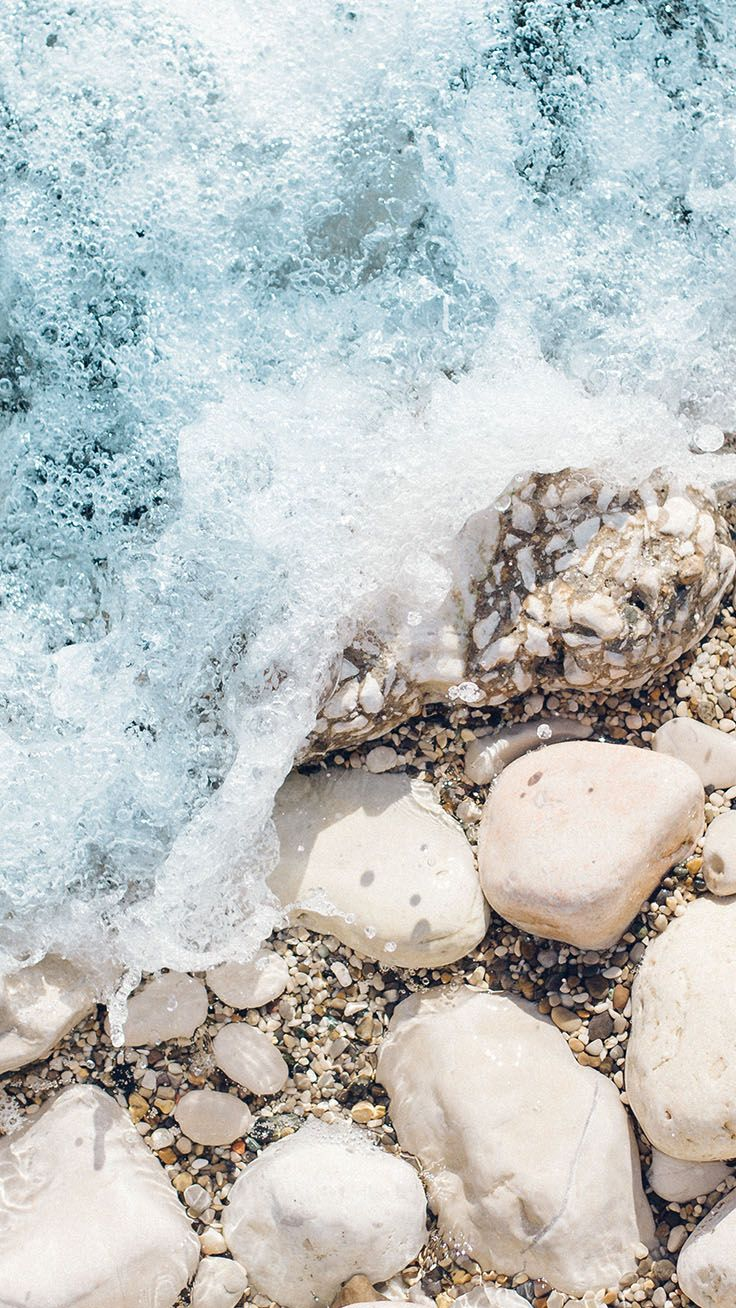 Pale Pastels iPhone Wallpaper Collection for Beach Lovers