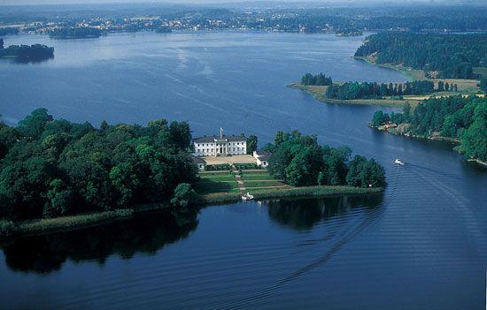 Stjernsunds slott, Sweden