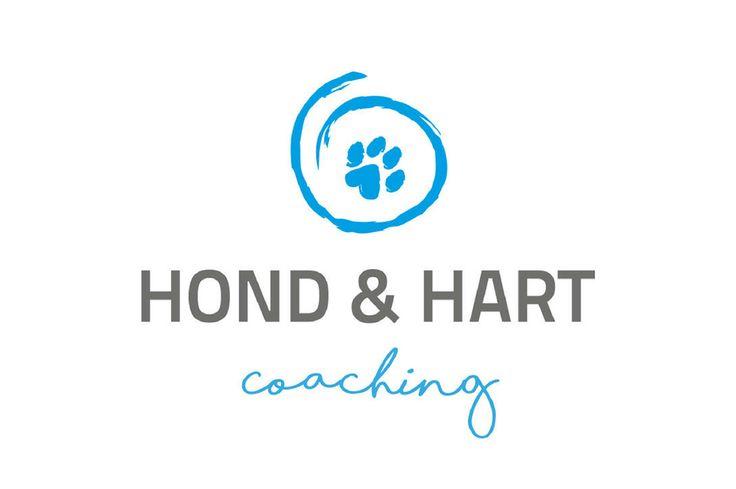 Hond & Hart Coaching - Bloom Graphics   Logo design