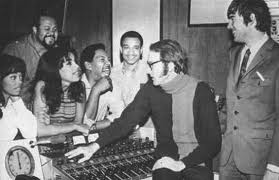 Bones Howe with the 5th Dimension and Jimmy Webb