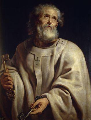 Petrus und die Liebe Gottes