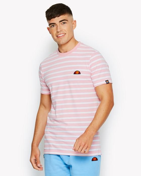 d83bc55a Ellesse SAILIO T-SHIRT LIGHT PINK in 2019 | Fashion at 7 Clothing ...