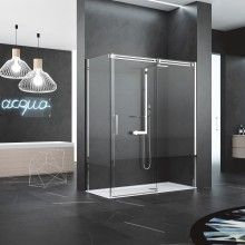 Shower enclosures - Diamanti 2P+F