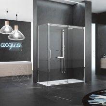 Shower enclosures - Diamanti 2P+F