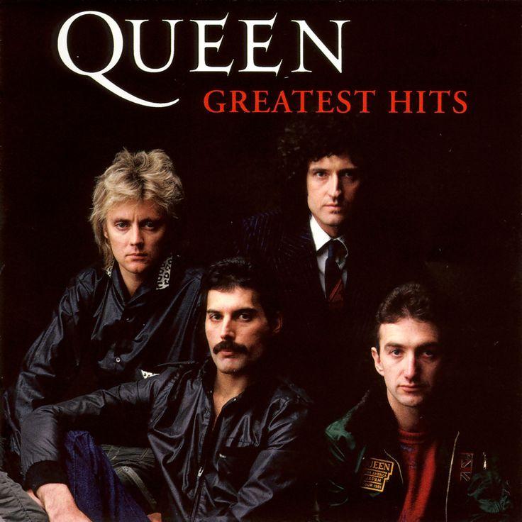 Queen - Greatest Hits, 1981 | music | Pinterest