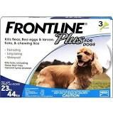 FRONTLINE® Plus for Dogs