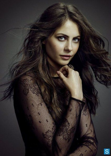 Thea Queen does not really that much air time......she really does need a LITTLE bit more....