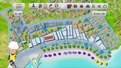 Aquacity Game : gérez la distribution de l'eau dans le sud de la France