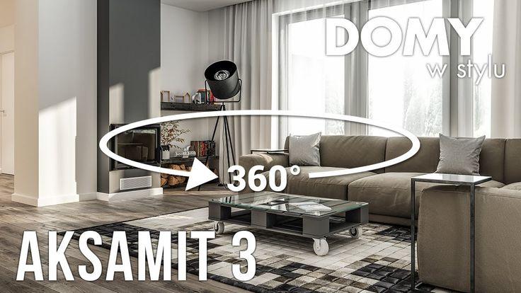 Aksamit 3 (156,42 m2) to projekt domu parterowego z panoramiczną prezentacją wnętrz. Pełna prezentacja projektu dostępna jest na stronie: https://www.domywstylu.pl/projekt-domu-aksamit_3.php. #aksamit3 #wnętrza #insides #domywstylu #mtmstyl #projekty #projekt #domy #dom #architektura #arcitecture #housesdesign #design