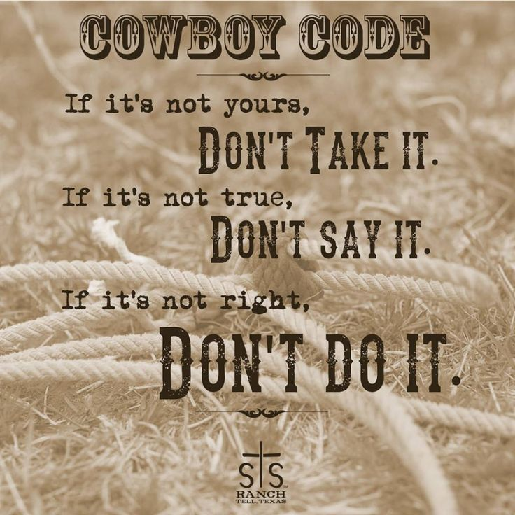 Inspirational Quotes On Pinterest: Best 25+ Cowboy Sayings Ideas On Pinterest