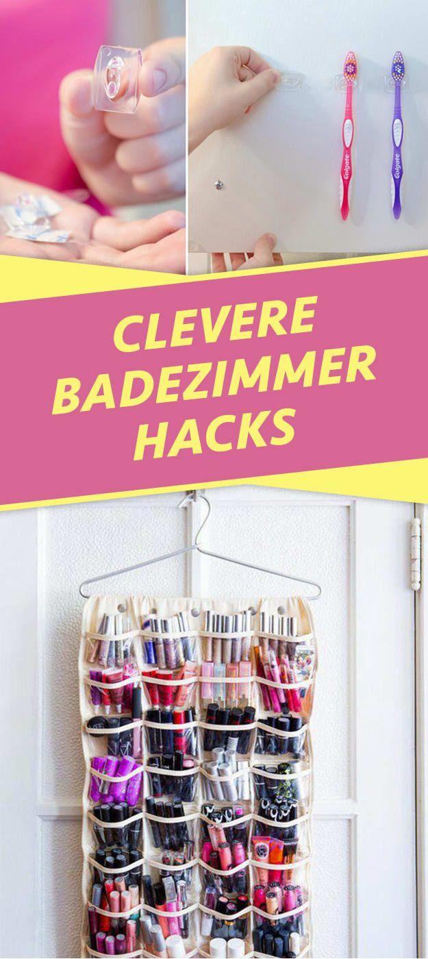16 Einrichtungs Hacks Um Dein Badezimmer Zum Besten Zimmer Deiner