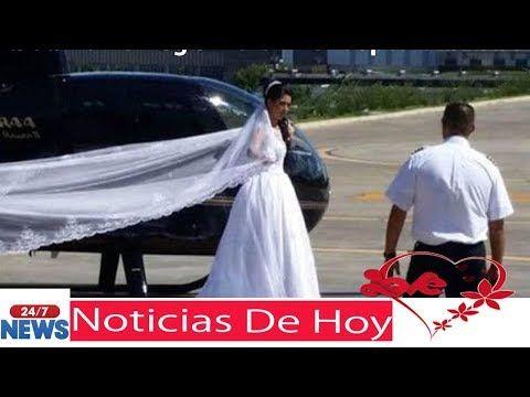 La tragedia de la joven que quiso sorprender a su novio llegando en helicóptero a la boda - VER VÍDEO -> http://quehubocolombia.com/la-tragedia-de-la-joven-que-quiso-sorprender-a-su-novio-llegando-en-helicoptero-a-la-boda    La tragedia de la joven que quiso sorprender a su novio llegando en helicóptero a la boda Rosemere do Nascimento Silva, su hermano, el piloto y una fotógrafa fallecieron en diciembre de 2016 luego de que se estrellara la aeronave en Brasil. Ahora se