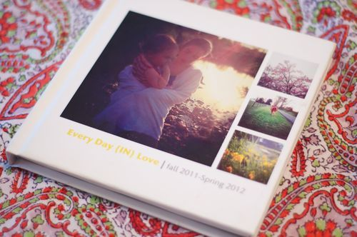 how I used my Instagram photos + Blurb books to create a unique photobook with hand-written notes.