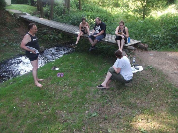 tábor pro dospělé