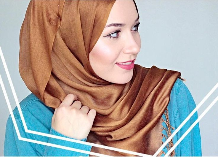 5 Stunning And Easy Ways To Tie Your Hijab by Nabiilabee