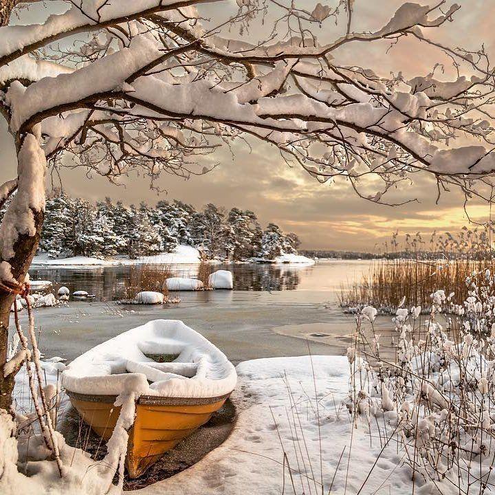 Vermisst diese Winterszenen von #Finland zu Beginn des Jahres. Foto von Kimmo Kauppinen Explore. Aktie. Inspir