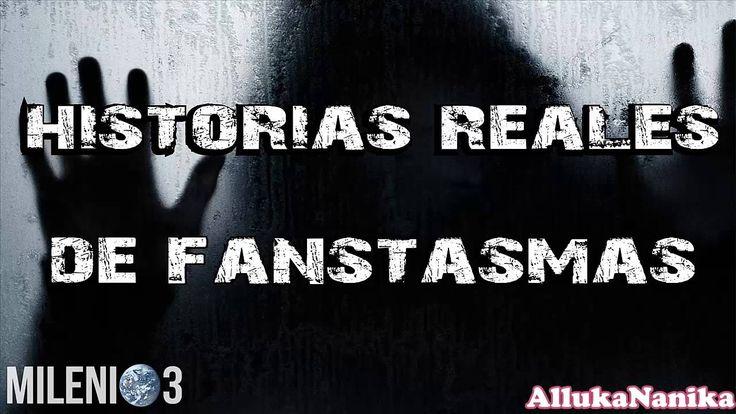 #Sobrenatural Milenio 3 – Historias reales de Fantasmas: Primera hora Milenio 3 – repasa los testimonios más escalofriantes sobre…