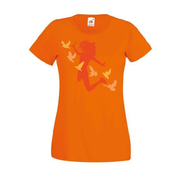 Tshirts Bevrijdingsdag 2017 | Tshirt Jump for Joy