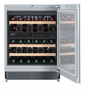 Liebherr Weinkühlschrank unterbau