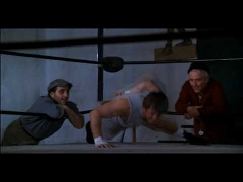 "Bill Conti - Gonna Fly Now (from ""Rocky"") HD  ""Trying hard now, it's so hard now  trying hard now, Getting strong now..."""