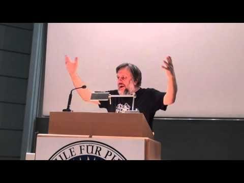 Slavoj Zizek - Where Hegel wasn't Hegelian Enough: Sex, Rabble and Revol...