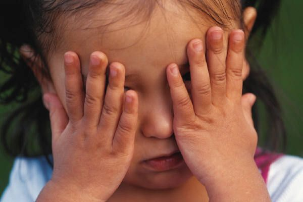 I bambini e i sensi di colpa