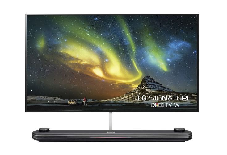 The Best 4K Ultra HD TVs For Your Viewing Pleasure: Best Overall: LG Signature OLED 65W7P 4K Ultra HD TV
