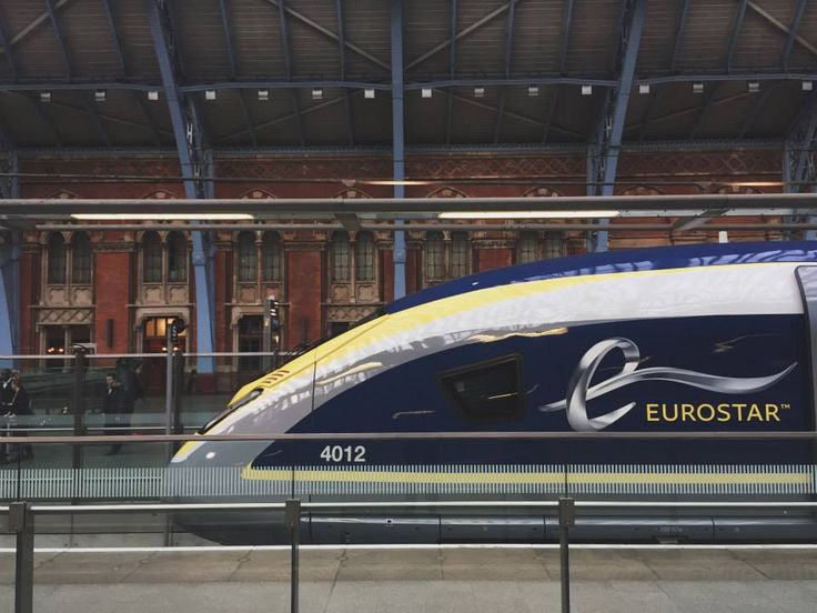 Well it's not exactly a secret, but you'll never see an advertisement for Eurostar Snap , the s...