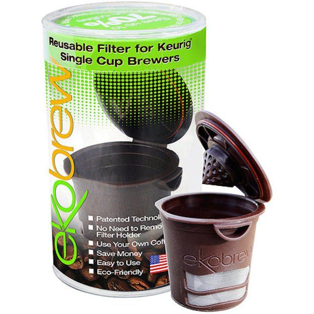 EkoBrew Refillable K-Cup For Keurig K-Cup Brewers